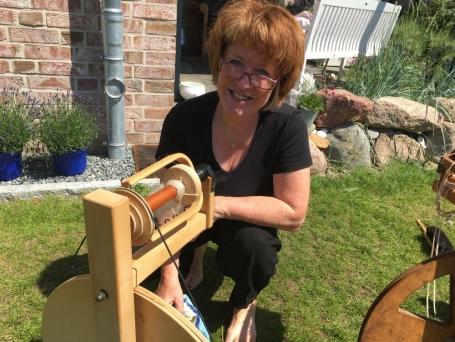 Ein Louet aus dem Nachlass putzen, ölen und testen.